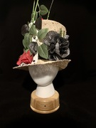 Banks of the Roses | derby style top hat