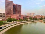 Aga Khan University Campus in Karachi, Pakistan