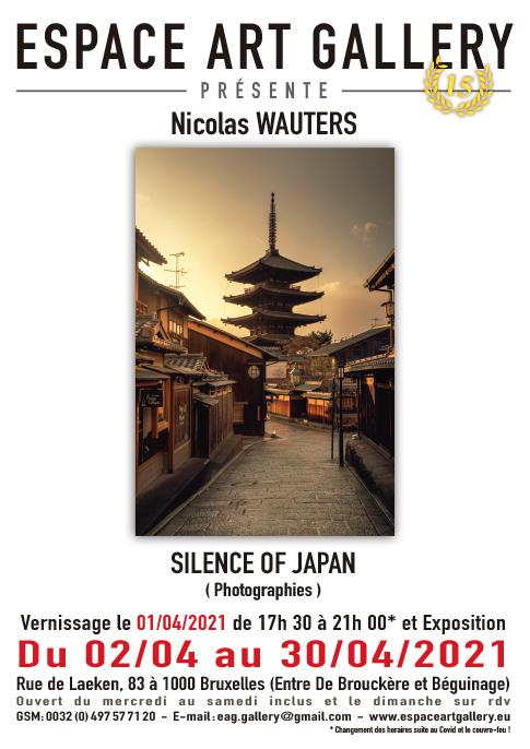 Affiche Nicolas WAUTERS