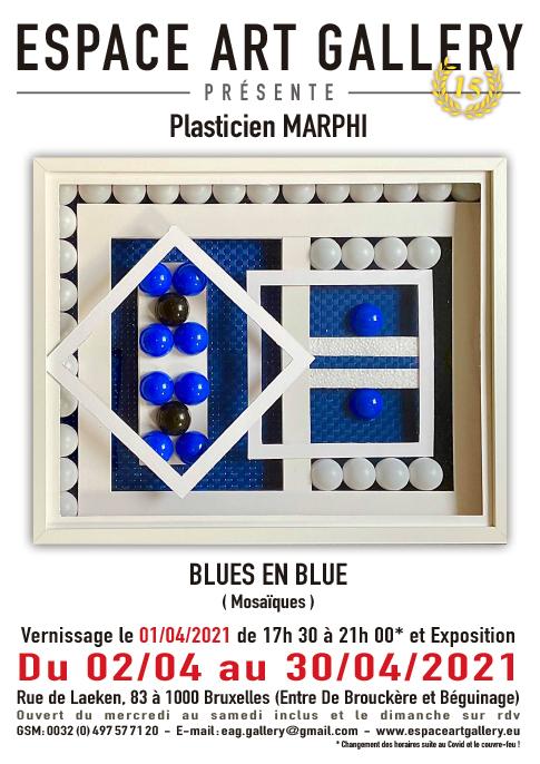 Affiche Plasticien MARPHI