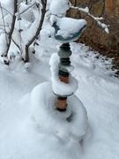 Snow on Totem