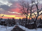 Sunrise over Boulder
