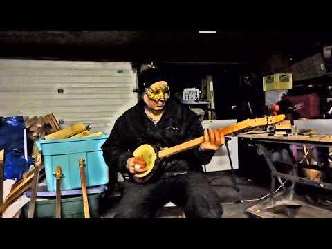 Hell Fire Slide Banjo Blues .