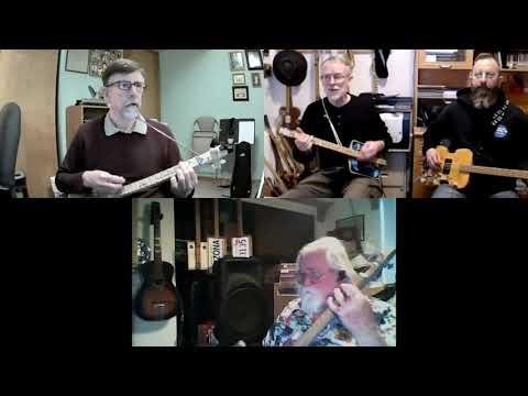 Great is Thy Faithfulness: 3-String Panhandler Guitar