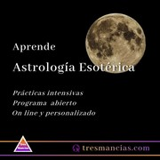 Aprende Astrología Esotérica en Tres Mancias