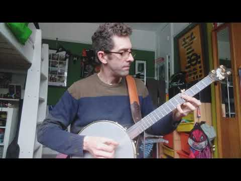 Pajama Dance - classic banjo - Frank Bradbury