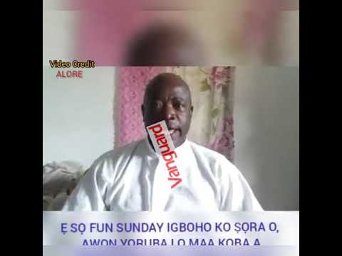 REVEALED: What'II befall Sunday Igboho, Nigeria in 2022 - Prophet
