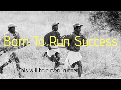 BORN TO RUN SUCCESS: This will help every runner. (+injury, economy, performance, cadence, form)