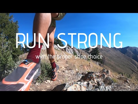 How To RUN STRONG: Choosing the Right Natural Running Trail Shoe