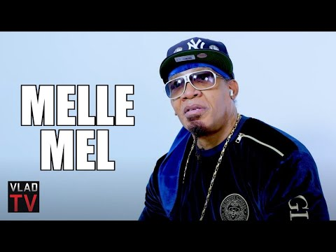 Melle Mel: Rappers Diss Each Other But Can't Fight, They Wouldn't Last 1 Round in MMA (Part 6)