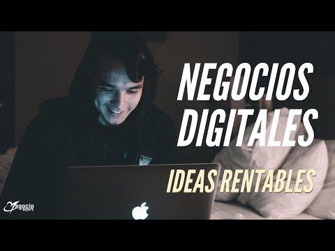 10 ideas de negocios digitales rentables con baja o normal inversión