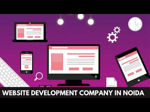 Website Development Company in Noida