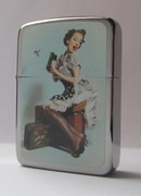 1941 pinup girl suitcases 2020