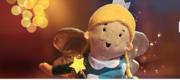 B&Q Fairy puppet