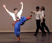 Nai-Ni Chen Dance Company The Bridge Classes March 22-26