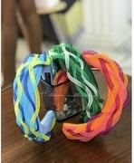 Crinoline tube headbands