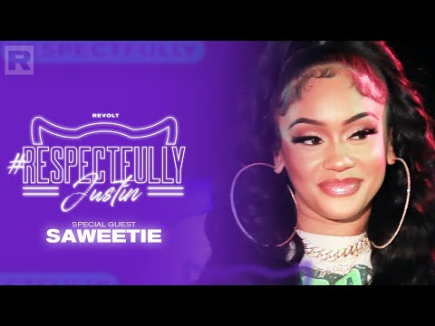 Saweetie Talks Relationships, Dream Three-some with Quavo  & More W/ Justin LaBoy & Justin Combs | Respectfully Justin