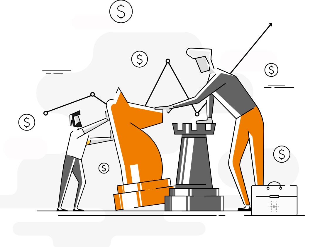 Projekty wspierające model biznesowy, czyli wyznaczanie priorytetów