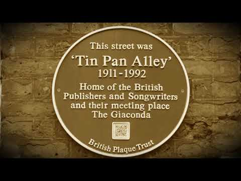 Tin Pan Alley - 3 Chords And A Lie