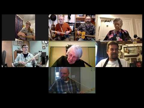 Dropkick Me Jesus: 3-String Panhandler Guitar
