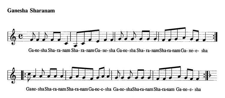 263 Ganesha Sharanam