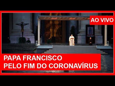 Oração especial do Papa pelo fim da pandemia de coronavírus
