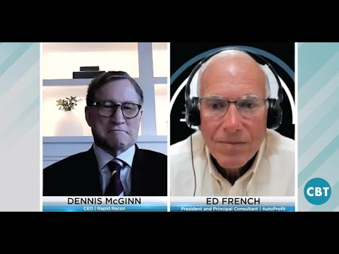 Improving efficiencies in the pre-owned vehicle process with Ed French and Dennis McGinn.