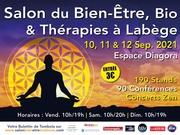 Salon du Bien Etre, Bio & Thérapies de Toulouse Labège