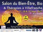 Salon du Bien Etre, Bio & Thérapies de Lyon Villefranche