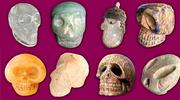 Exposition de Crânes de Cristal