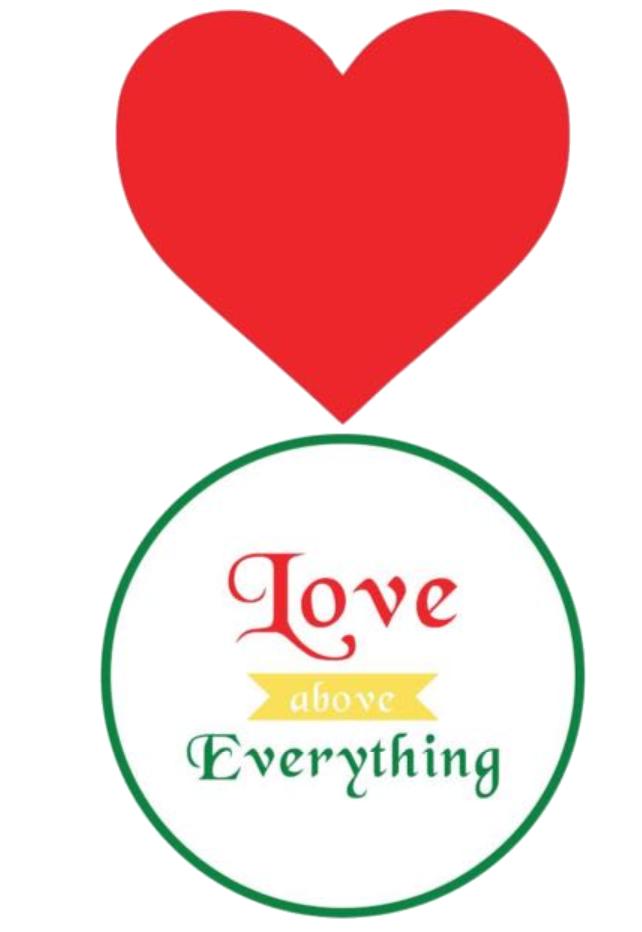Love Above Everything Logo