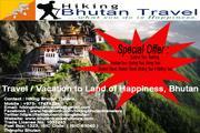 Bhutan Travel Agent!