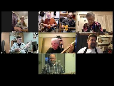 Joy to the World: 3-String Panhandler Guitar