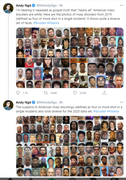 """Your almost always """"white"""" mass shooters!"""