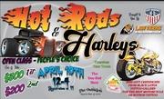 HOT RODS & HARLEYS, IN COLUMBUS, GA
