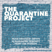 The Quarantine Project CD Cover