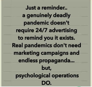 Quit watching TV news, the scamdemic goes away.