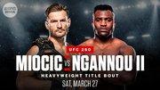 UFC 260 & Boxing Game 2021