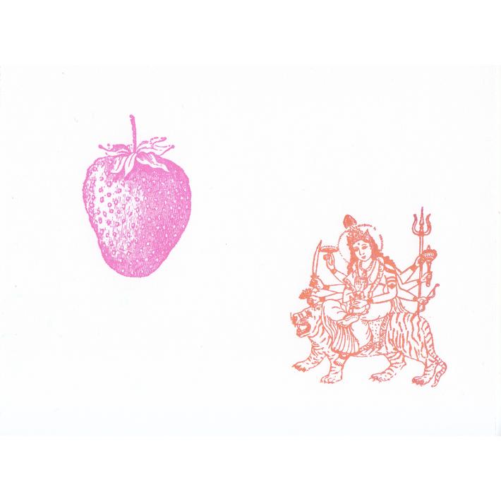 tiger deity strawberry