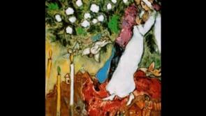 Chagall pour un printemps d'heureuses amours