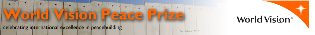 World Vision Peace Prize