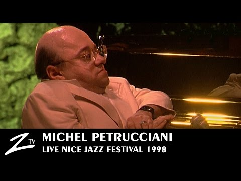 "Michel Petrucciani ""Take the a Train"" & ""On Top of the Roof"" - LIVE 1998"