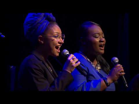 Afro-Blue, Directed by Connaitre Miller: Vocal Vibrations | Connaitre Miller | HowardUniversity