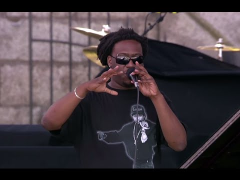 Robert Glasper Trio - Everything In Its Right Place - 8/12/2006 - Newport Jazz Festival (Official)