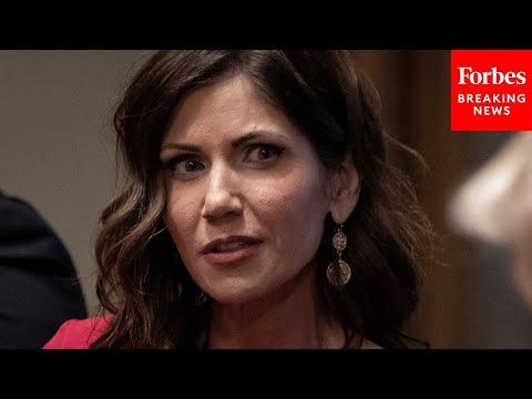 Kristi Noem: Why I didn't sign women's sports bill immediately