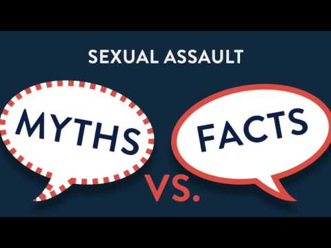 Sexual Assault: Myths vs Facts