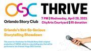 Orlando Story Club: Thrive
