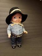 Vintage Composition Buddy Lee Doll H.D. Lee