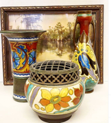 Antique Gouda Pottery