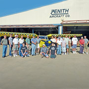 Zenith Factory Workshop: March 18 & 19, 2021